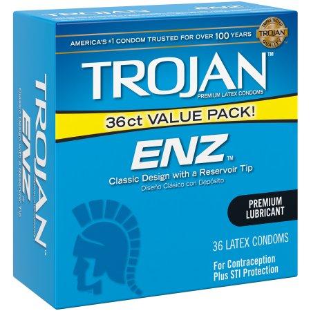 Презерватив Trojan ENZ
