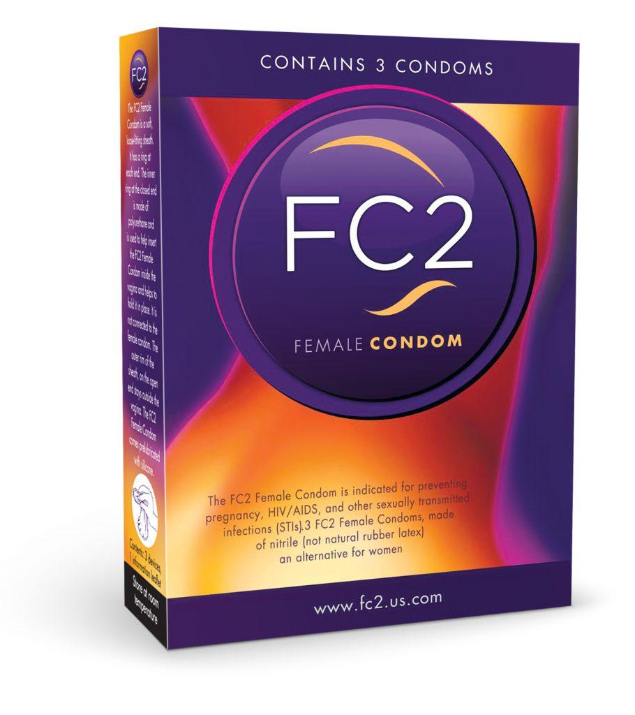 Женский презерватив FC2