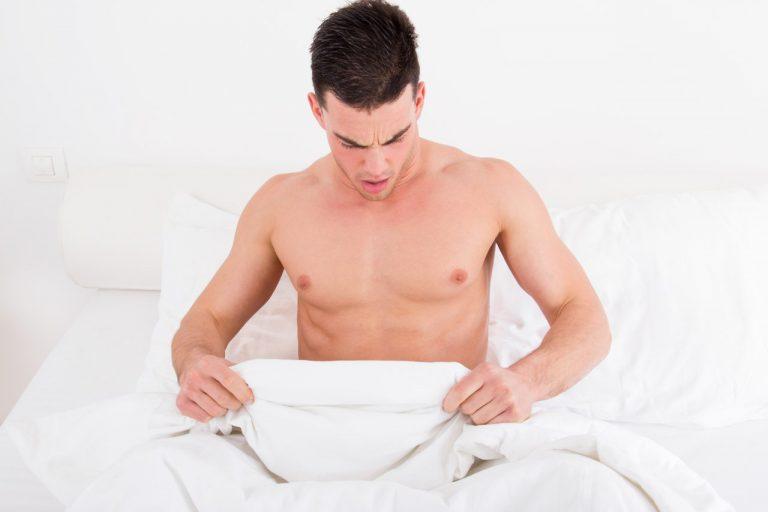 Эректильная дисфункция у молодых мужчин