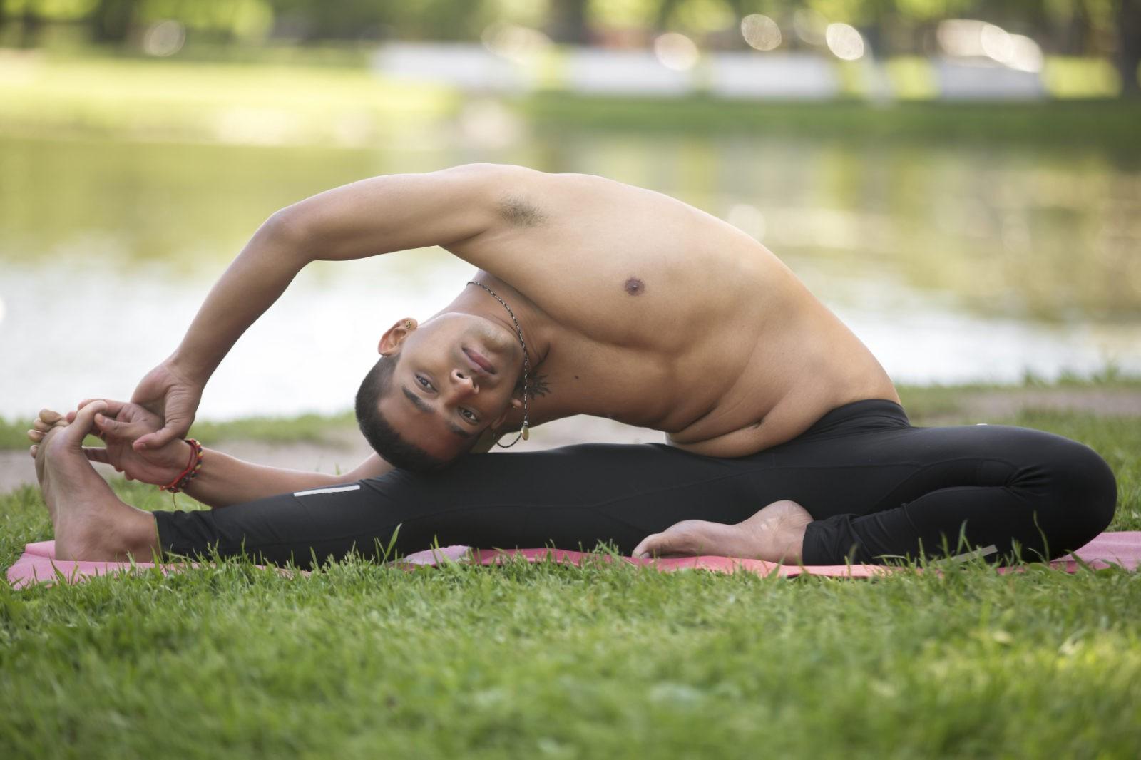 5 поз йоги для лечения эректильной дисфункции