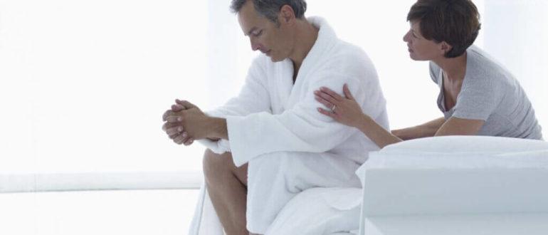 Эректильная дисфункция и возраст мужчины: это неизбежность?
