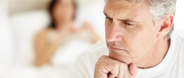 Тесты, диагностирующие эректильную дисфункцию