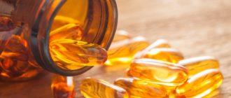 Низкий уровень витамина D, связанный с эректильной дисфункцией