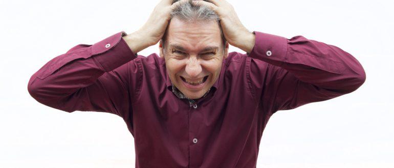 Как стресс влияет на здоровье простаты?
