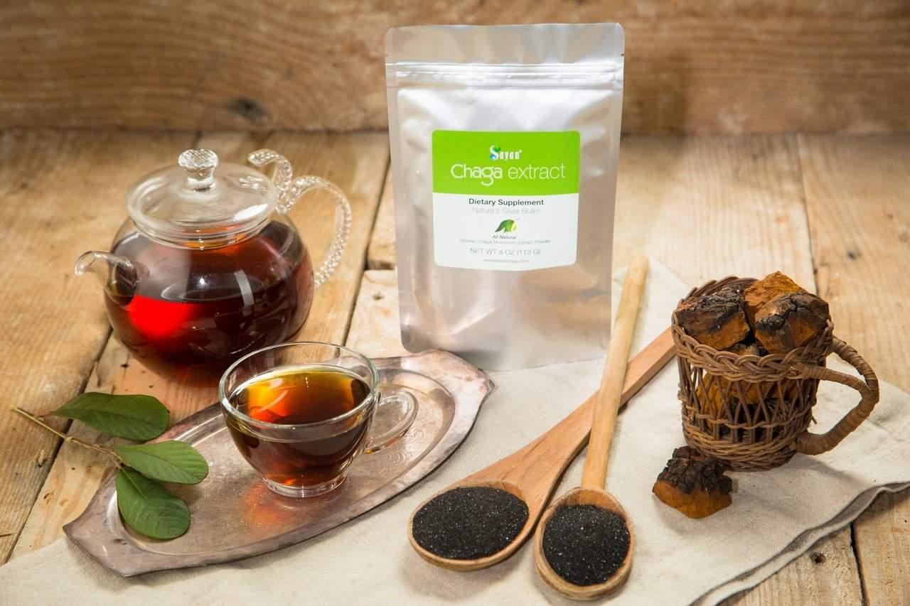Полезные свойства чая из гриба Чага для здоровья мужчин